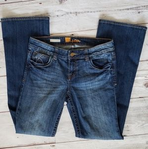Kut from the Kloth Blue Jeans Denim